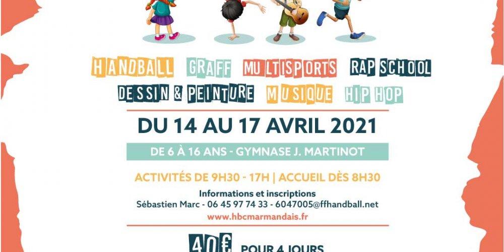 Inscrivez-vous au Marm'Hand Play Sport & Culture !